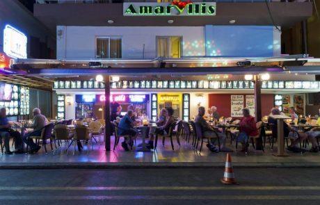 Amaryllis Hotel – Accommodation in Rhodes Town